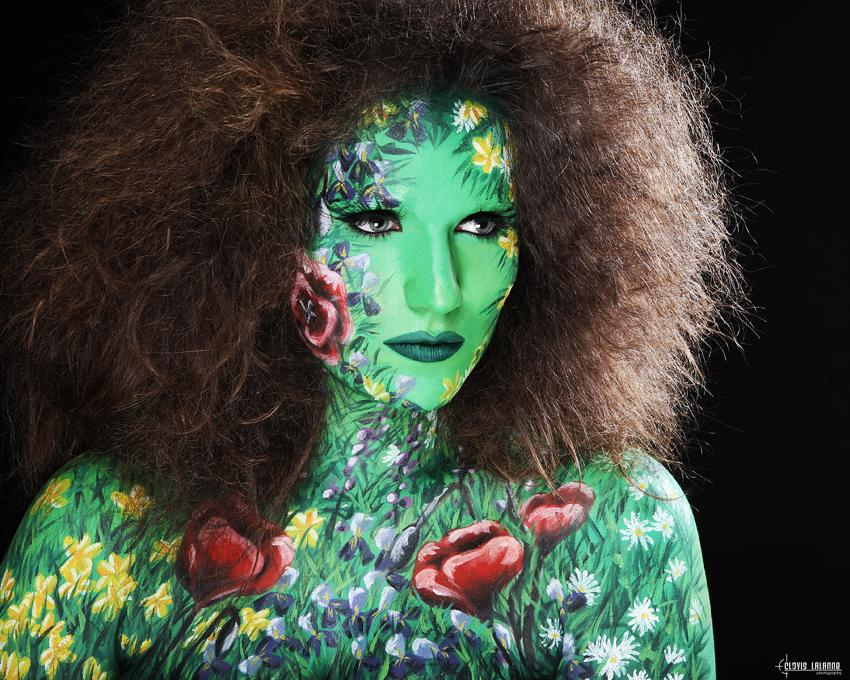 Souvent Photos maquillages professionnels artistique et scénique réalisé  TJ31