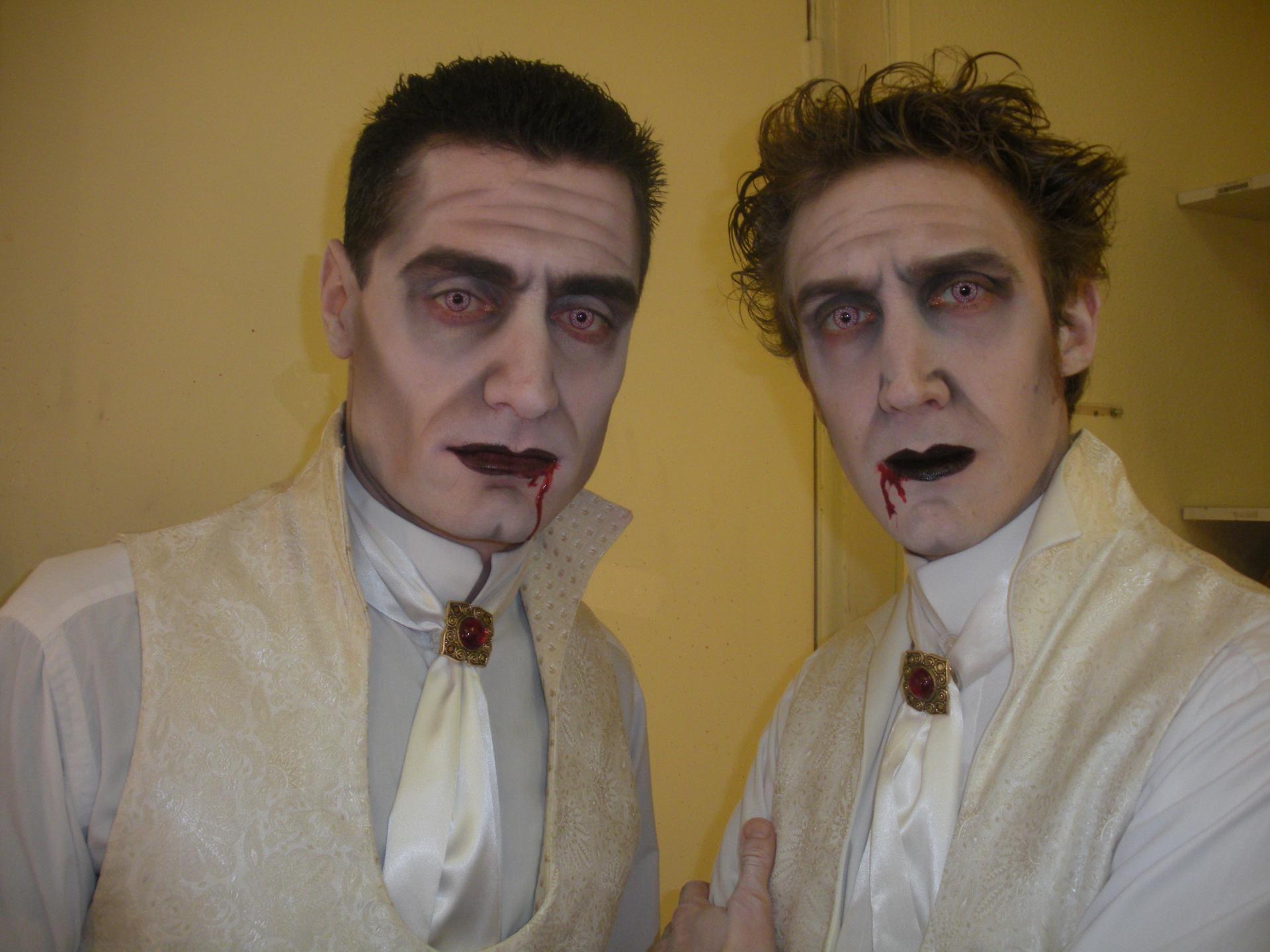 Maquillage Professionnel Effets Sp Ciaux Sc Niques Pour Halloween